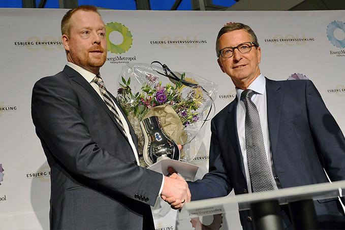 Esbjerg Erhvervsudviklings Erhvervspris